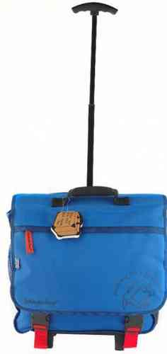 Beertje Paddington rugtas trolleykoffer laptoptrolley