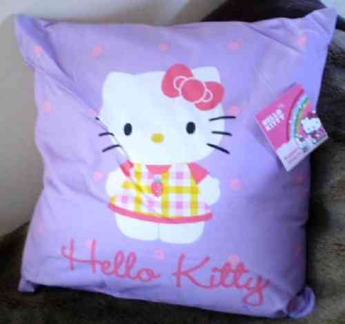 Hello Kitty kussen Strawberry