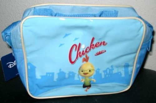 Disney Chicken Little schoudertas blauw