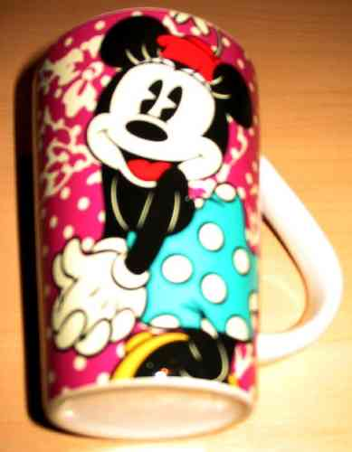 Disney Minnie Mouse beker