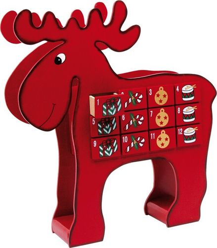 Adventskalender Mr. Eland