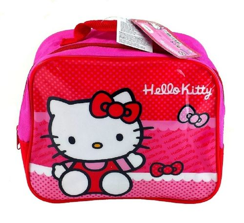 Hello Kitty lunchtas Pink