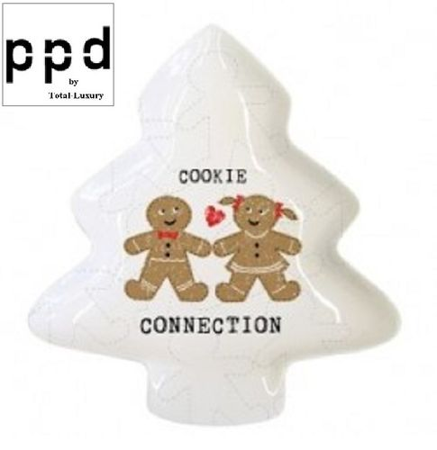 Serveerschaal Cookie Connection PPD kerst