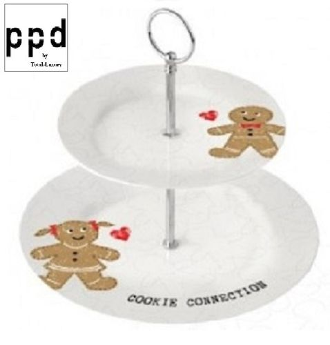 Etagère Cookie Connection PPD kerst
