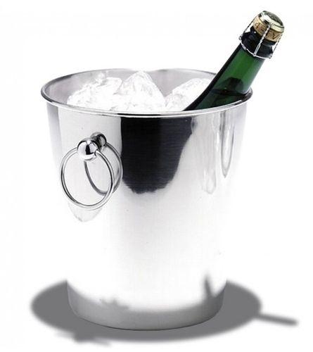 Wijnkoeler champagnekoeler gepolijst rvs