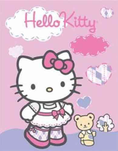 Hello Kitty badlaken Country