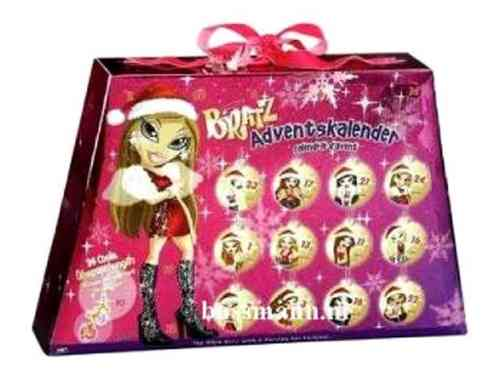 Adventskalender Bratz