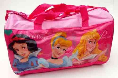 Disney Princess weekendtas sporttas roze