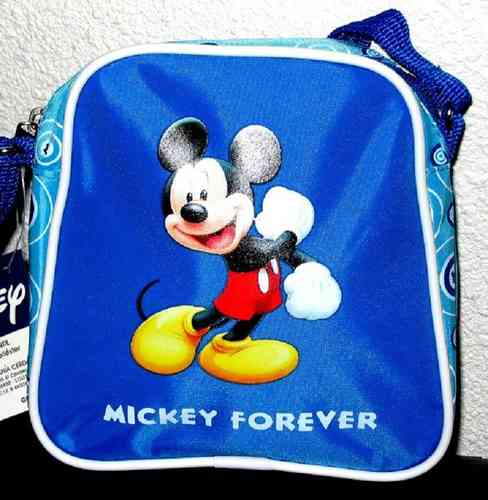 Disney Mickey Mouse Forever handtas blauw