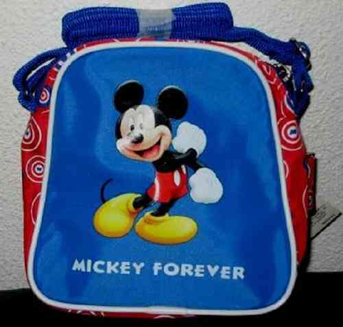 Disney Mickey Mouse Forever handtas blauw rood