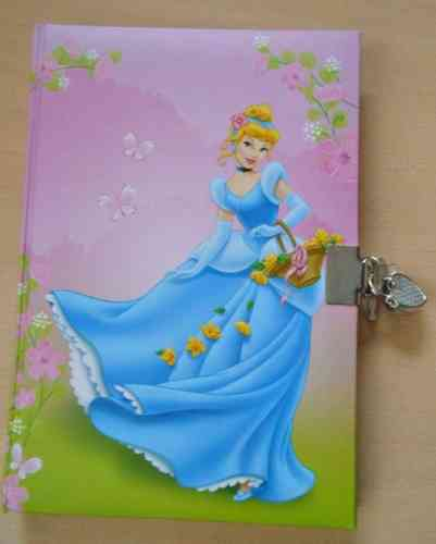 Disney Princess dagboek
