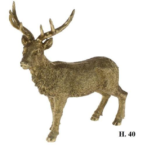 Beeld Hert Gold H.40