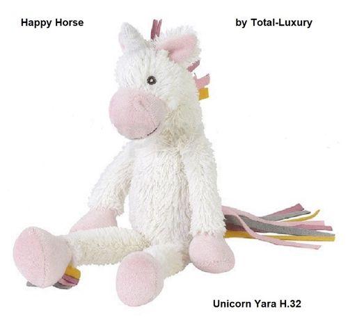 Happy Horse knuffel Eenhoorn Yara