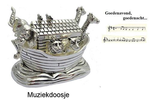 Muziekdoosje Ark van Noach / Noah